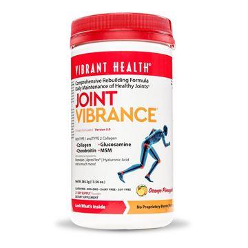 Picture of Vibrant Health - Joint Vibrance, Comprehensive rebuilding formula 21 Servings