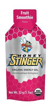 Picture of Honey Stinger Energy Gel, Fruit smoothie, 1.2 Ounce pack of 24