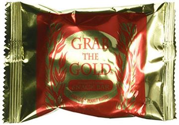 Picture of Grab The Gold Energy Snack Bars, Chocolate Peanut Butter, 24 Bars